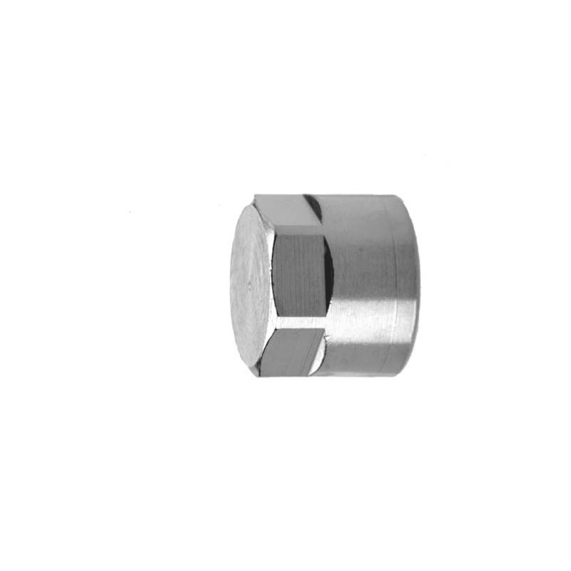 Camozzi - 2613 3/8 BSP Adaptor-Blanking Nut-3/8 Thread