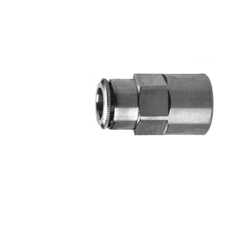 Camozzi - 6463 6-1/4 Push In Fitting-Female Stud-6mm Tube-1/4 Thread