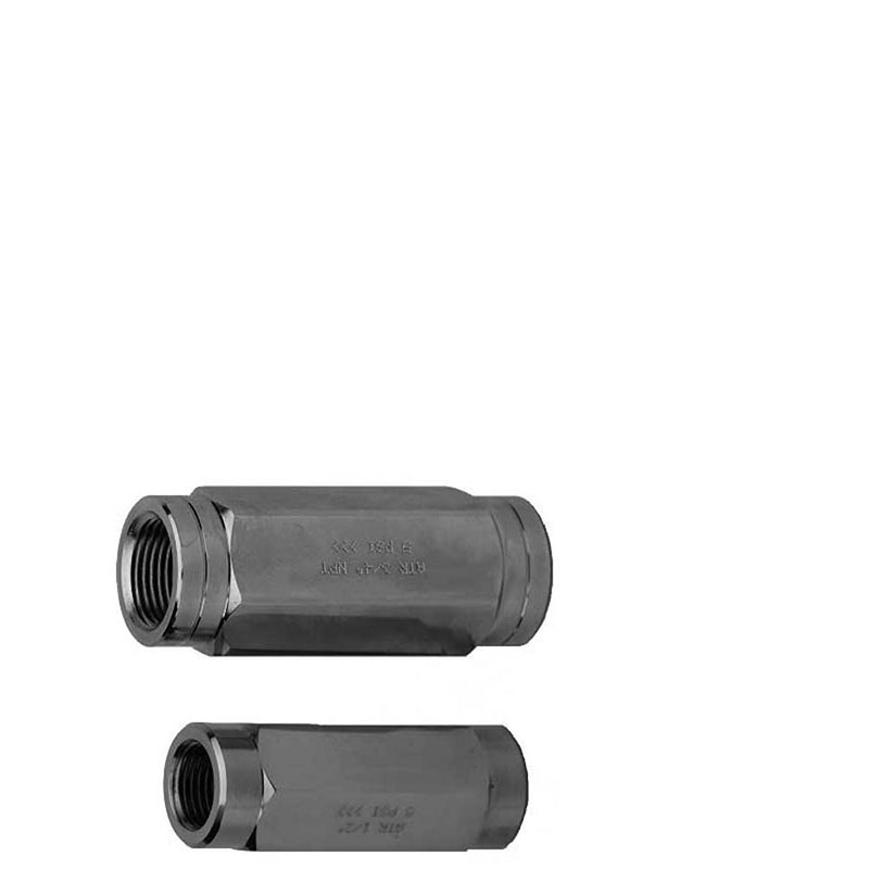 Camozzi - ATR-G18 5 PSI Hydraulic Inline Check Valve-1/8 BSP