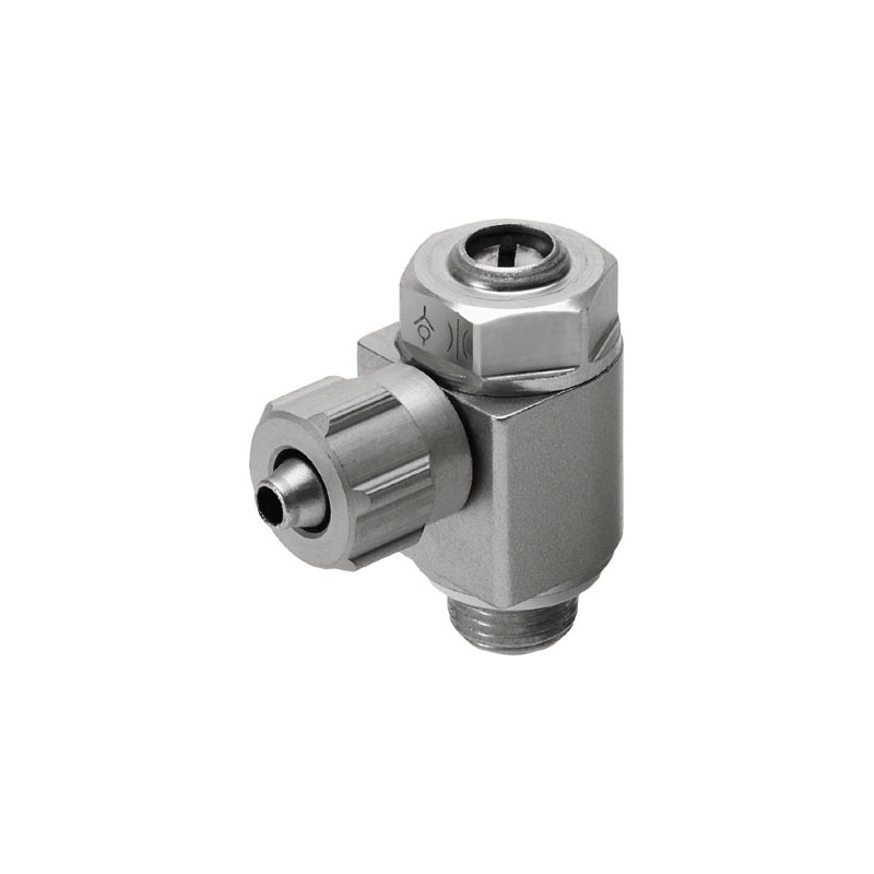 Festo GRLZ-1_4-PK-4-B_151196 One-Way Flow Control Valve