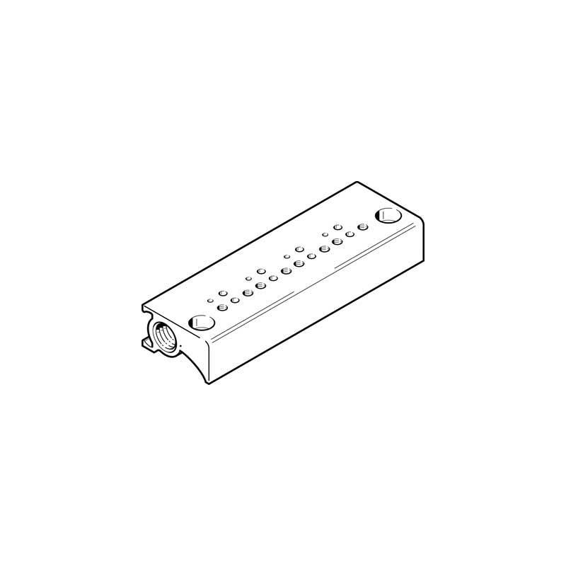 Festo MHP1-P6-2_197198 Manifold Block