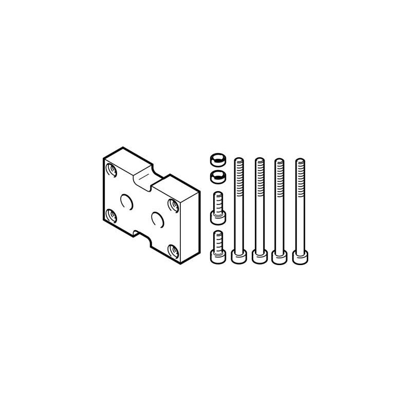 Festo DHAA-G-Q11-50-B6-63-60__2431624 Adapter Kit