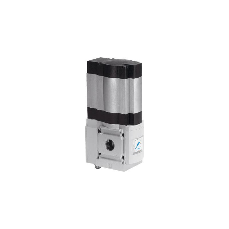 Festo MS6N-LRE-3_8-D6-PU-Z_536546 Electrical Pressure Regulator