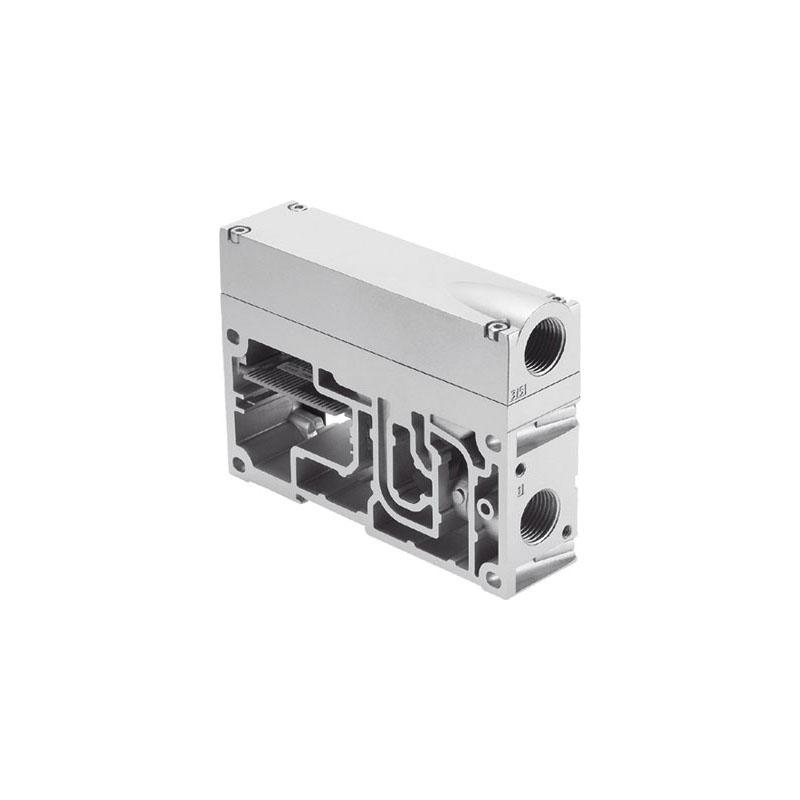 Festo VABF-S6-1-P1A7-G12_539231 Supply Plate